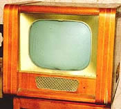 This is not the steam powered TV. That exploded before Oleg could take a photograph.